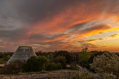 Gardens Sunset