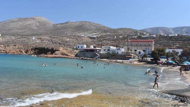 Emporeios Beach, Kasos Island