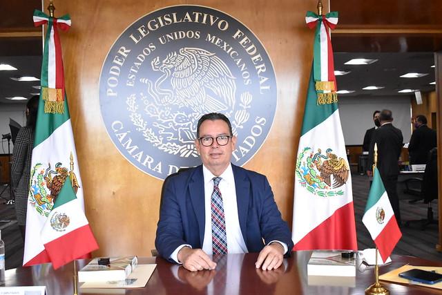 Dip. Manuel de Jesús Baldenebro Arredondo