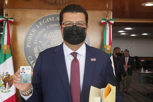 Dip. Héctor Armando Cabada Alvidrez
