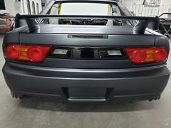 1989 240sx - RHD Swap