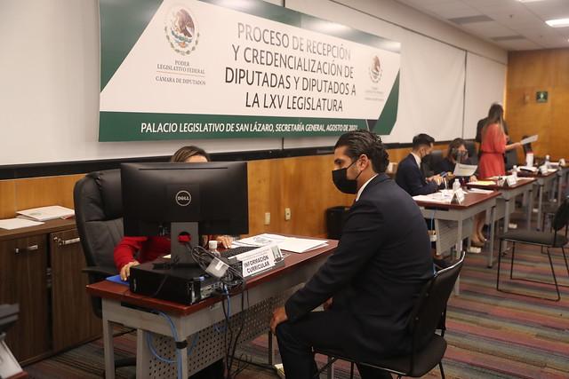 Dip. Mario Miguel Cubillas Carrillo