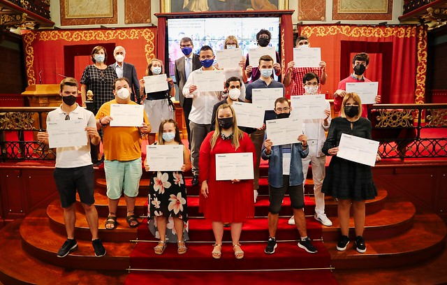 Photo:Deusto lanza la primera promoción de su título pionero para personas con discapacidad intelectual By deusto