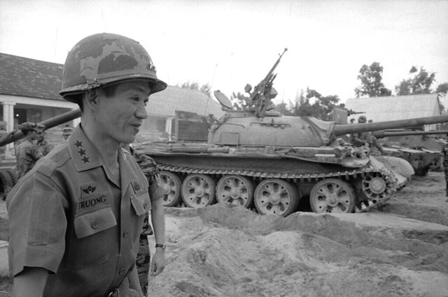 Photo:Vietnam Easter Offensive 1972 - QUẢNG TRỊ mùa hè đỏ lửa - Captured Tanks By manhhai