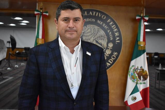 Dip. Manuel Guillermo Chapman Moreno