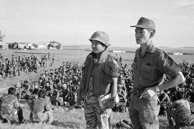 Photo:Vietnam Commanders By manhhai