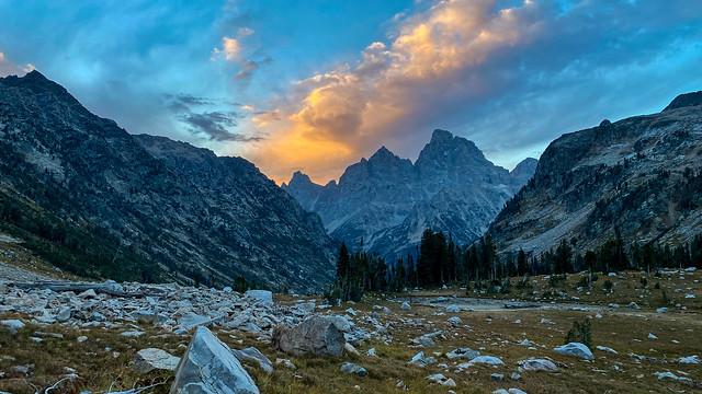 Photo:Sunrise at Solitude Lake By Jeff Hester