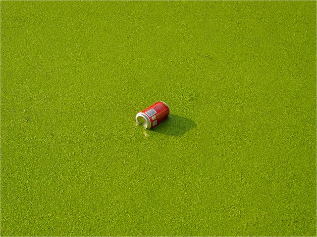 Photo:Coke on the Water By eyesore9