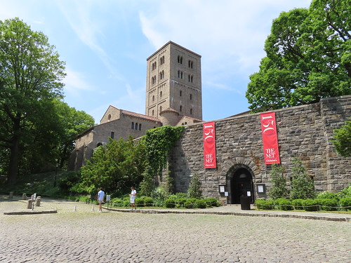 20210520 51 The Cloisters, Fort Tryon Park