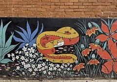 Rattlesnake Mural