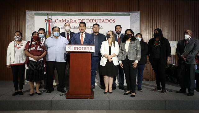 21/09/2021 Conferencia De Prensa Dip. Emmanuel Reyes Carmona