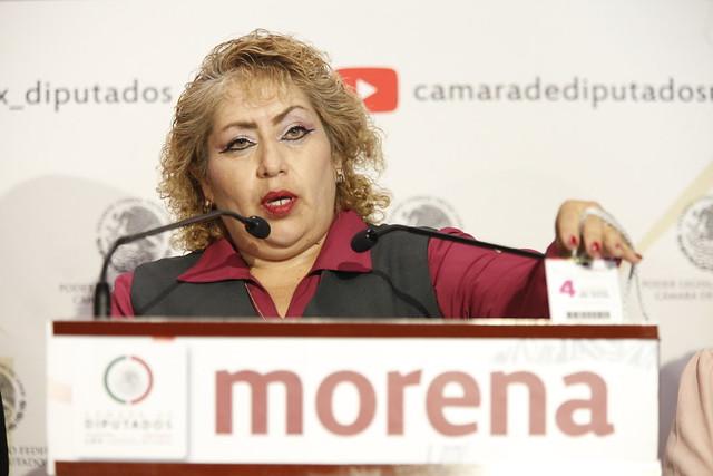 21/09/2021 Conferencia Prensa Diputada Guadalupe Roman