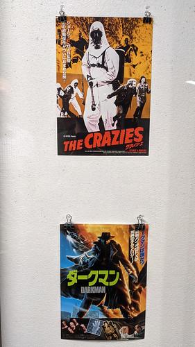 Crazies/Darkman