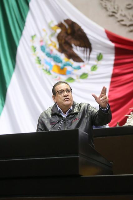 21/09/2021 Tribuna Diputado Alfredo Porras Domínguez