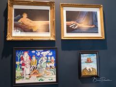 François Boucq : tableaux