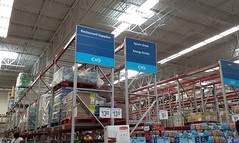 Really liking these new aisle signs!