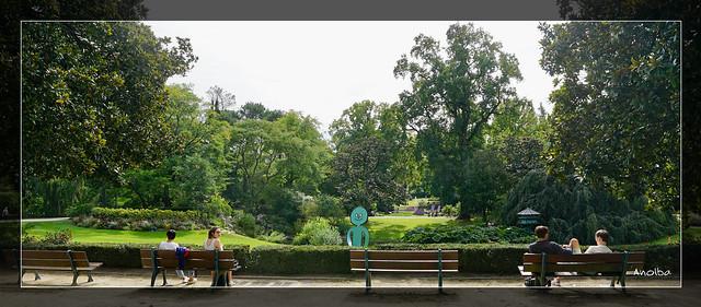 2021 Jardin des Plantes à Nantes