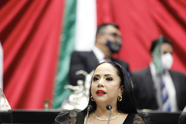09 Tribuna Diputada Juanita Guerra Mena
