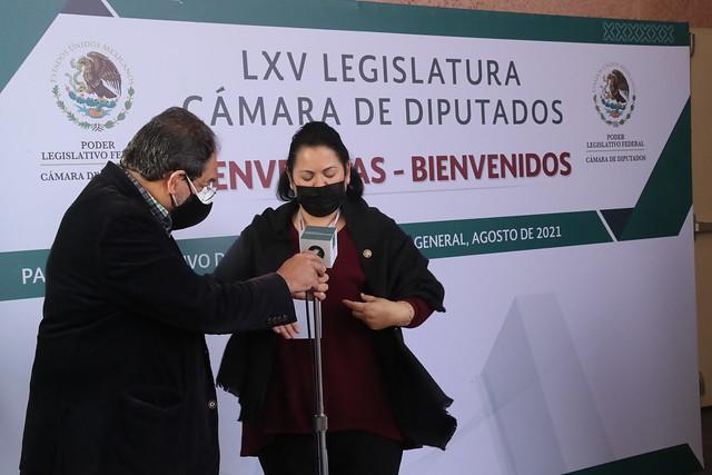 Dip. Evangelina Moreno Guerra