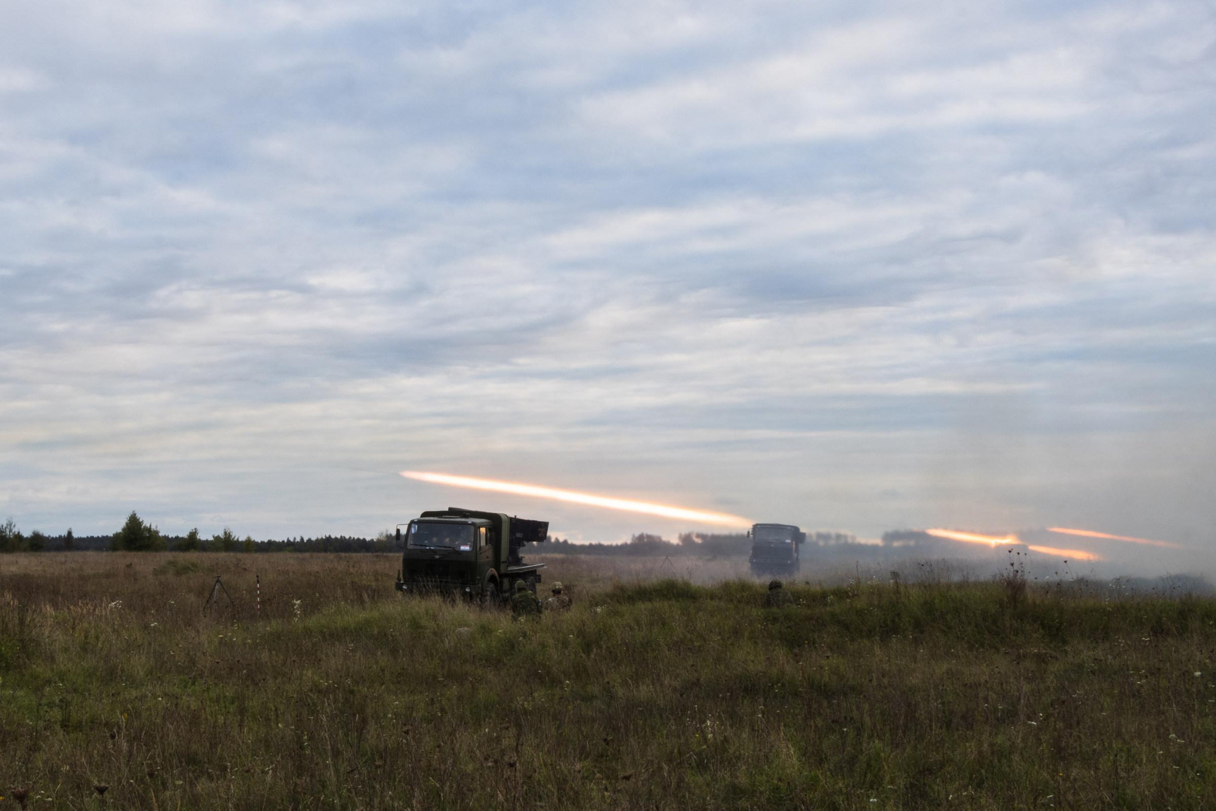 HRVCON u Poljskoj proveo topničko bojevo gađanje