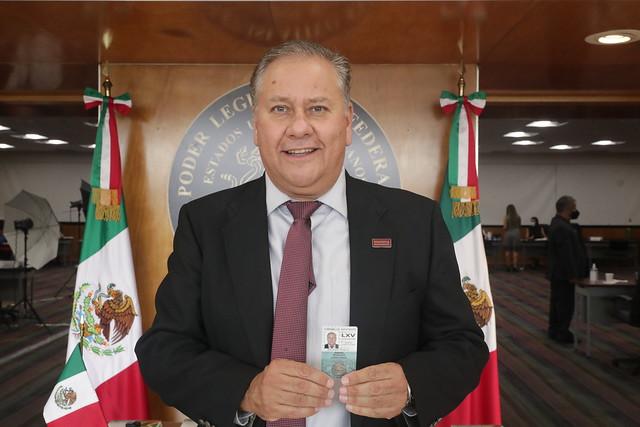 Dip. Daniel Murguía Lardizabal