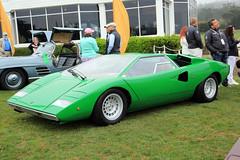 Lamborghini Countach LP400 Bertone 1973 4
