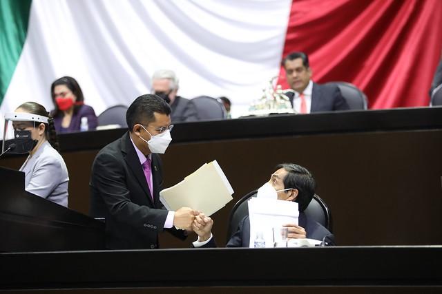 23/09/2021 Tribuna Dip. Daniel Gutiérrez Gutiérrez