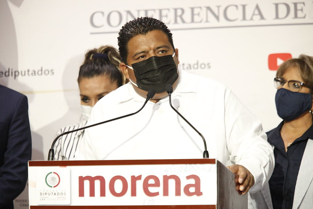 23/09/2021 Conferencia Prensa Dip Araceli Ocampo Sector Salud Guerrero
