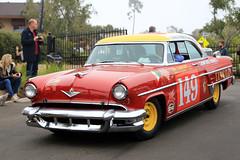 Lincoln Capri Custom Coupe Carrera Panamericana 1954 2