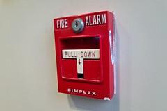 Fire alarm pull station at 2 Pidgeon Hill Drive [02]