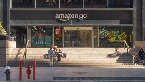 Amazon Go - NYC