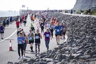 26.09.21 - Brecon Carreg Cardiff Bay Run -