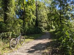 2021 Bike 180: Day 126 - Long Branch Trail