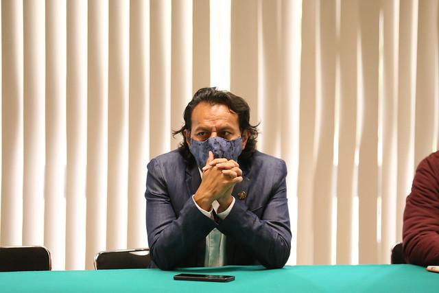 27/09/2021 Reunión Mesa Temática Recursos Hidráulicos