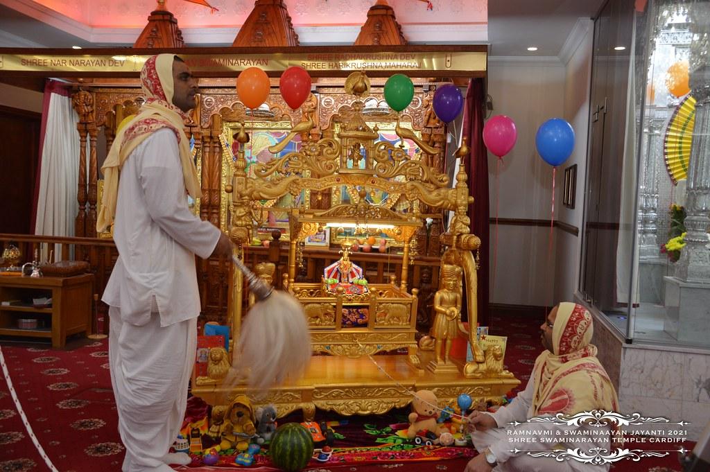 Ramnavmi & Swaminarayan Jayanti