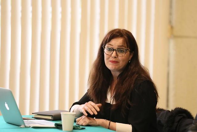 27/09/2021 Reunión Mesa Temática Igualdad De Género