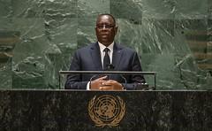 President of Senegal Addresses General Assembly Debate