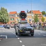 WK wielrennen 2021 Leuven sfeerbeelden elite