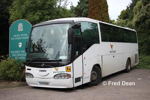 Bus Éireann SI 102 (02-D-81207).