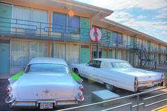 Lorraine Motel - Site of MLK Assassination - Memphis, Tennessee