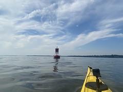 October 3rd Kayak Adventure across the Potomac