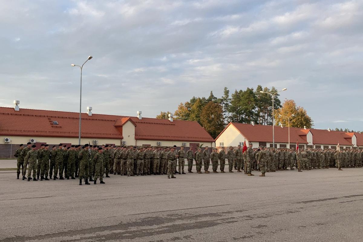 Pripadnici 8. HRVCON-a uspješni na natjecanju Norwegian Foot March u Poljskoj