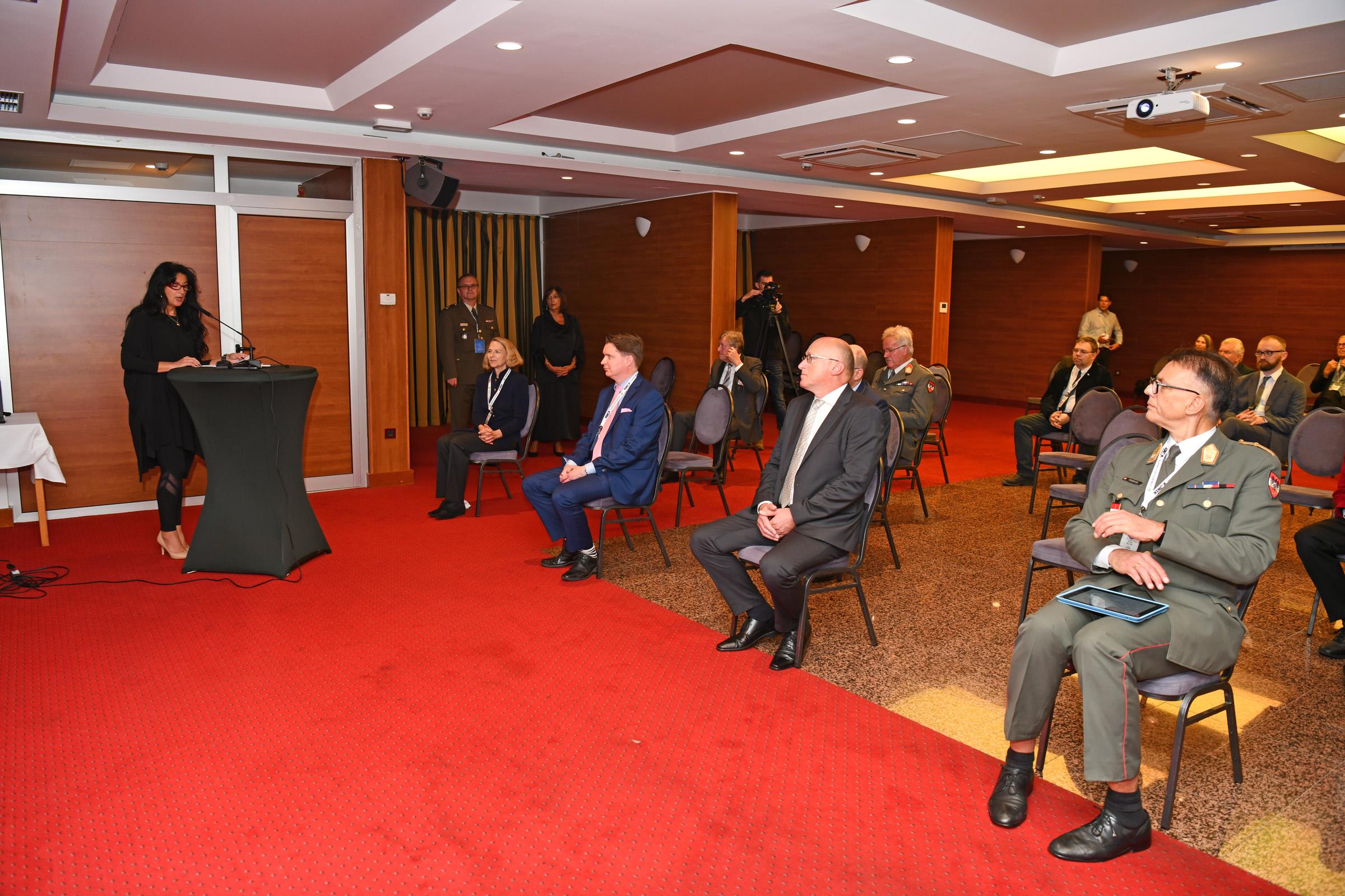 U Zadru otvoren kongres Europskog udruženja vojnih novinara