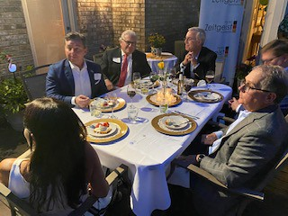 Photo:WACC Private Dinner with Dr. Udo Lange By World Affairs Council of Charlotte (WACC)