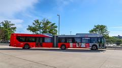 WMATA Metrobus 2021 New Flyer Xcelsior XD60 #5511