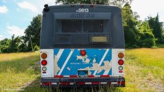 (Retired) Montgomery County Transit Ride On 2001 Orion V #5613