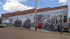 Collierville, T.N. Mural