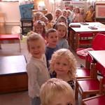Zingen, dansen en poppenspel in de Nijntjesklas!