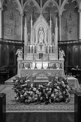 Immaculate Conception Church Altars