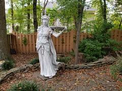 Minerva arrives